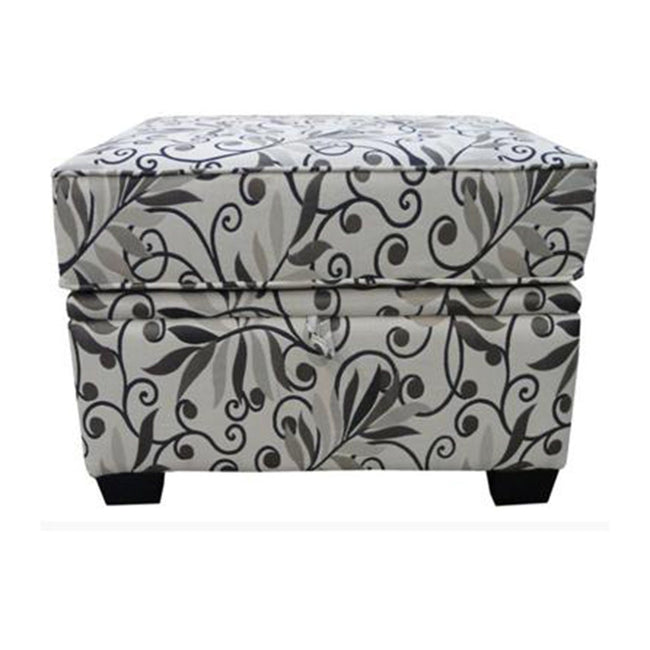 2020 Ottoman with Storage Ottoman Showhome Funiture