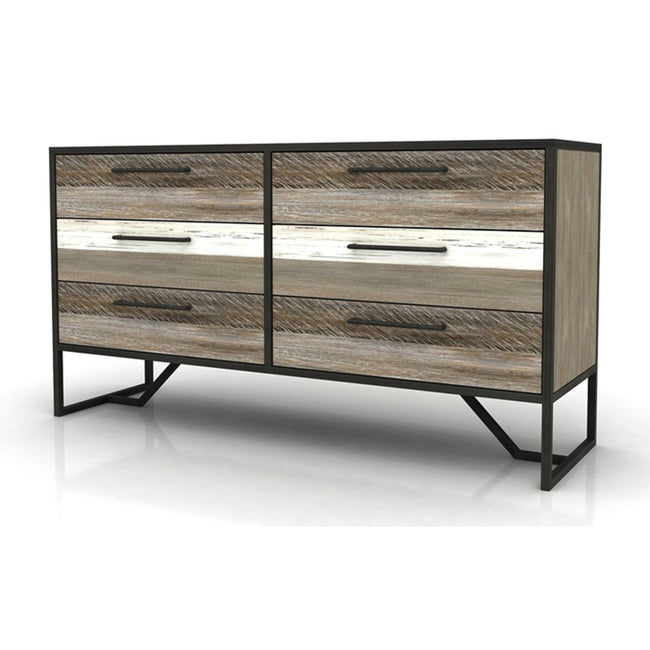 METRO HAVANA 6 DRAWER DRESSER Dressers Showhome Furniture