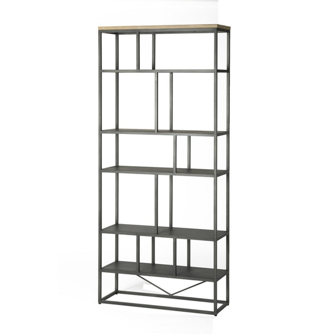 METRO HAVANA TALL BOOKCASE - Showhome Furniture