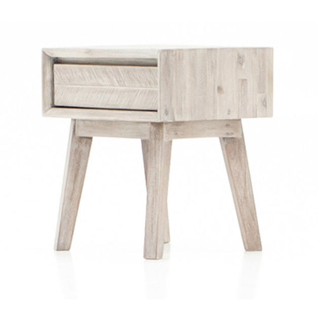 Ruth Modern Solid Wood Nightstand | Calgary's Furniture Store