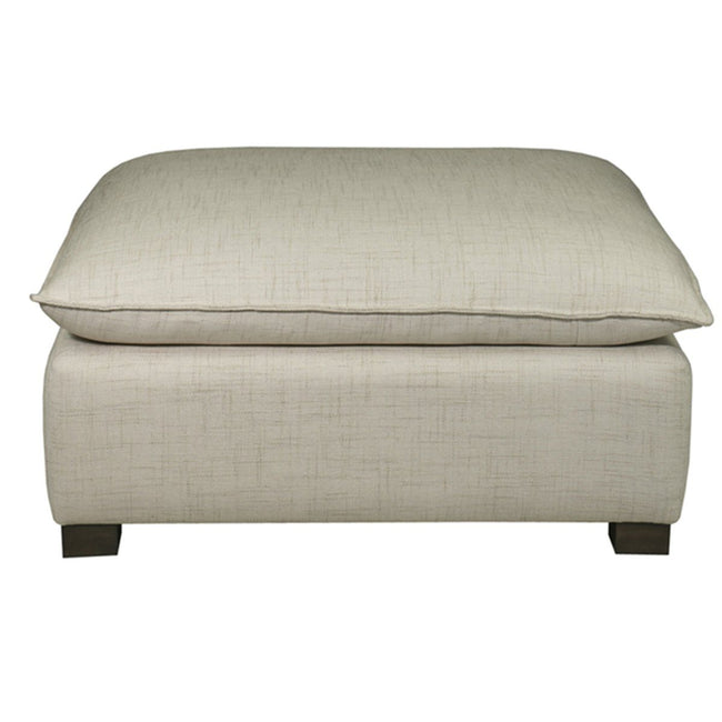 Grayson Ottoman - Linen - Showhome Furniture
