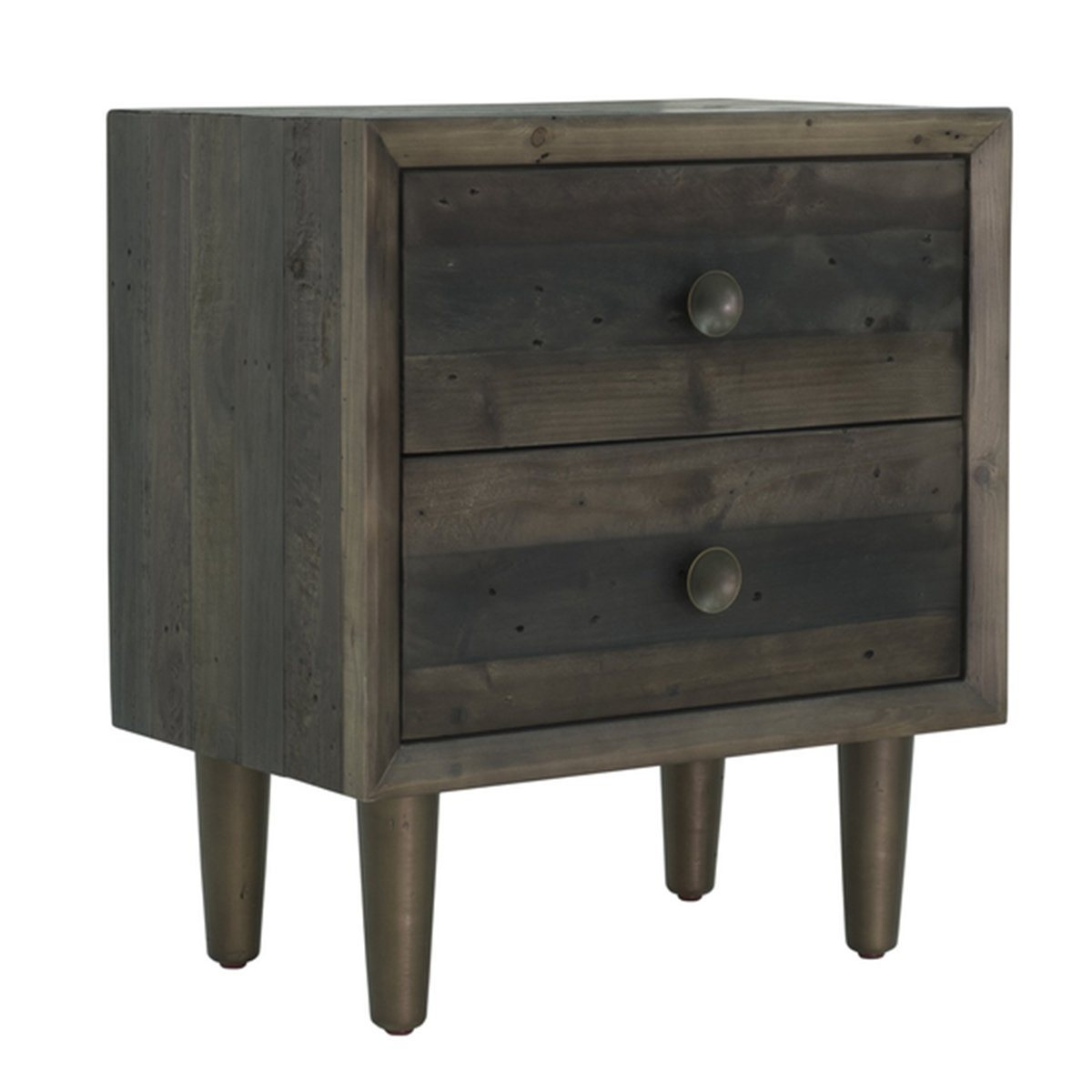 MERCHANT NIGHTSTAND - SMOKED GREY - Showhome Furniture