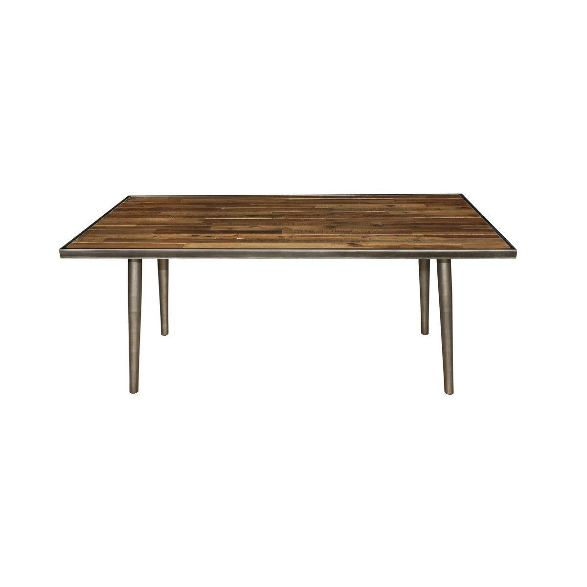 SOLID ACACIA WOOD Vintage Dining Table