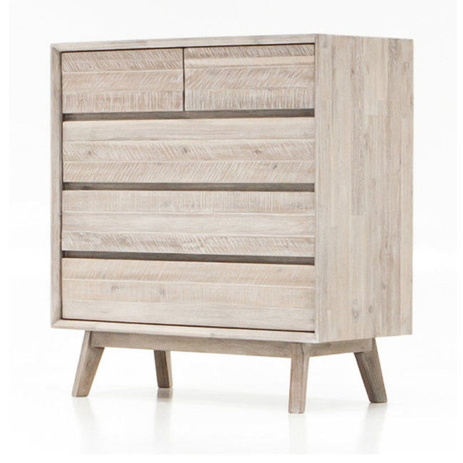 GIA 5 DRAWER CHEST - Showhome Furniture