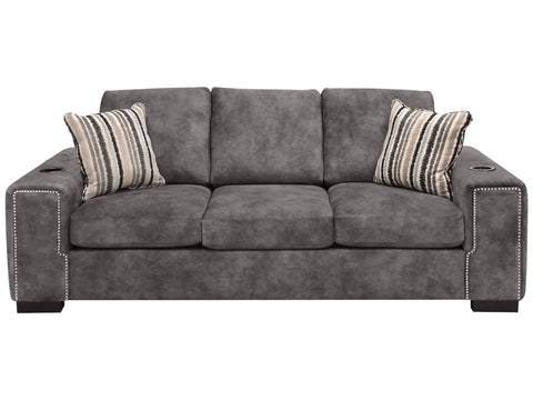 Broadway Custom Sectional - Made in Canada