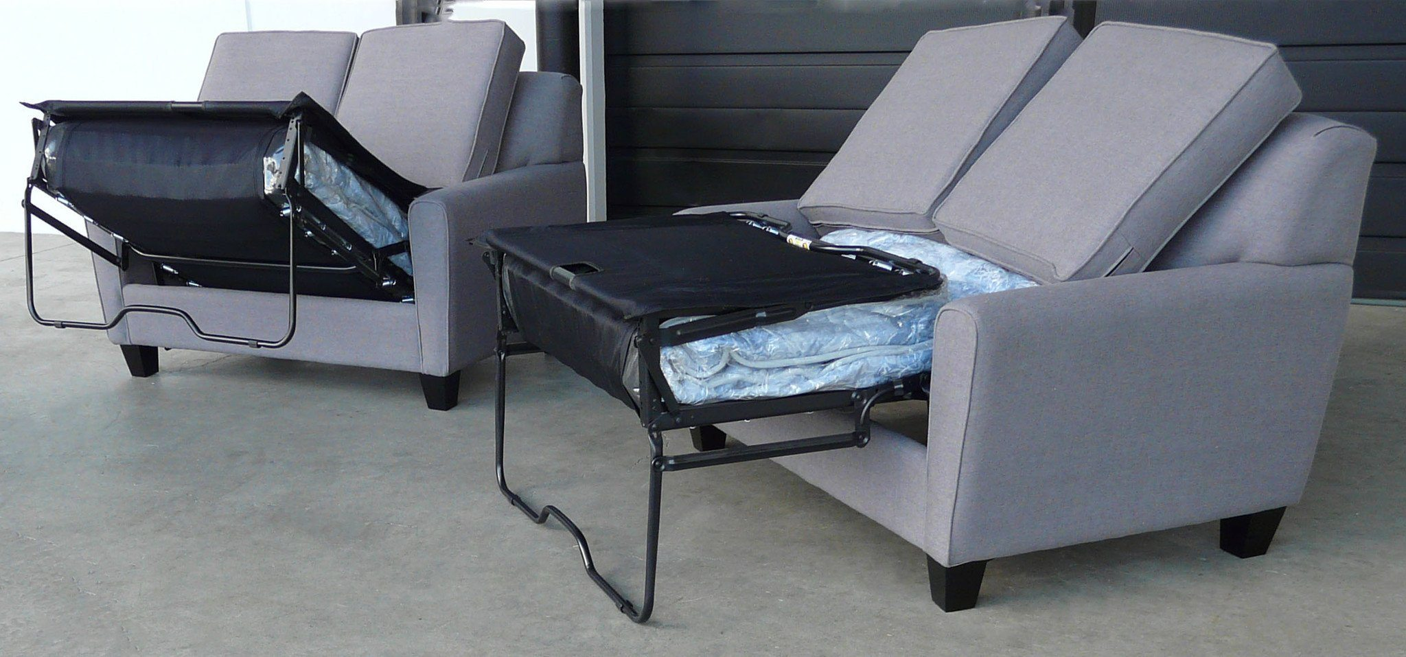 Boxer Single Sofa bed – Showhome Furniture