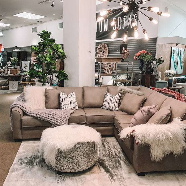 Fraser Custom Sectionals, Made in Canada 🇨🇦 | Calgary's Furniture Store
