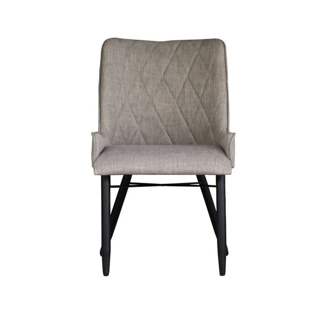 LH Dex Dining Chair - Slate Grey (2/box) - Showhome Furniture