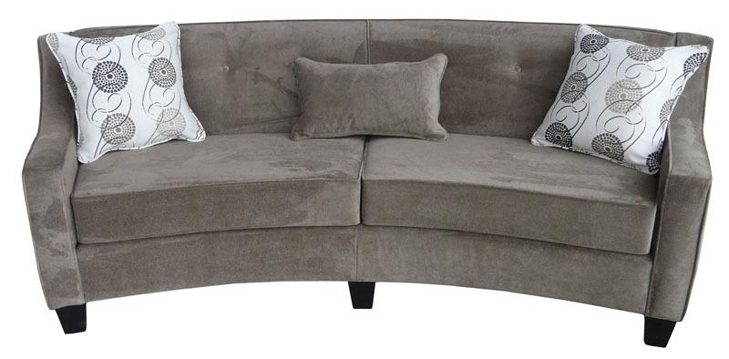 Custom Curve Sofa - Showhome Furniture