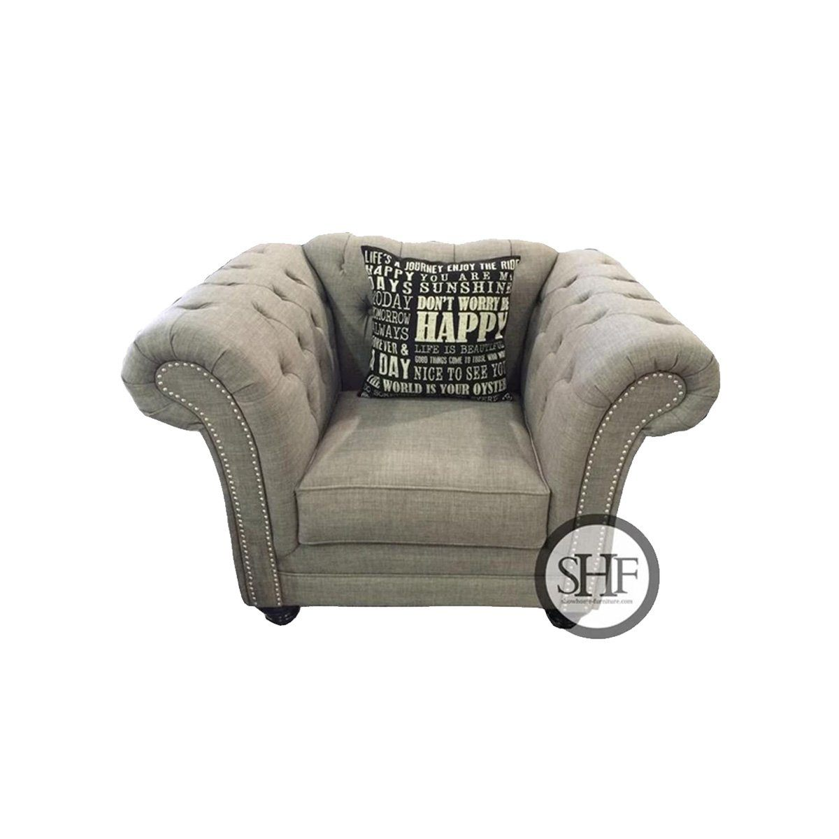 Custom Flair Chair, Made in Canada 🇨🇦 | Calgary's Furniture Store