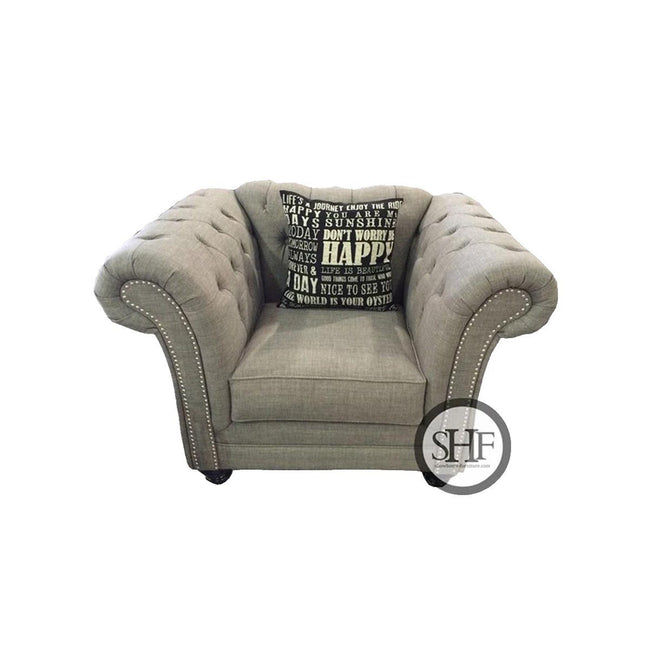 Custom Flair Chair - Made in Canada @showhomefurniture Sofa Elite