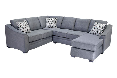 Ballinasloe Sectional with Chaise