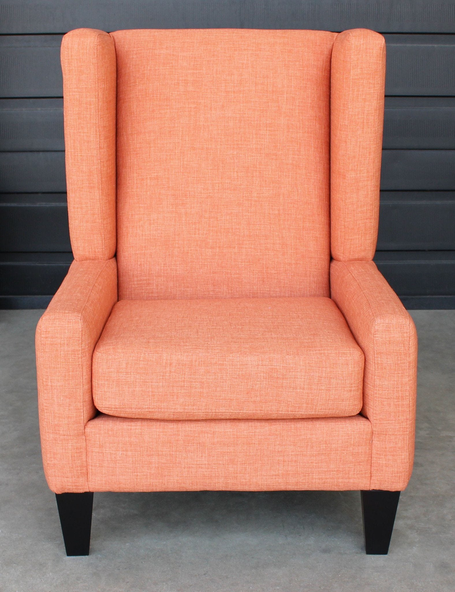 Enzo Wing Chair - Calgary Furniture Stores