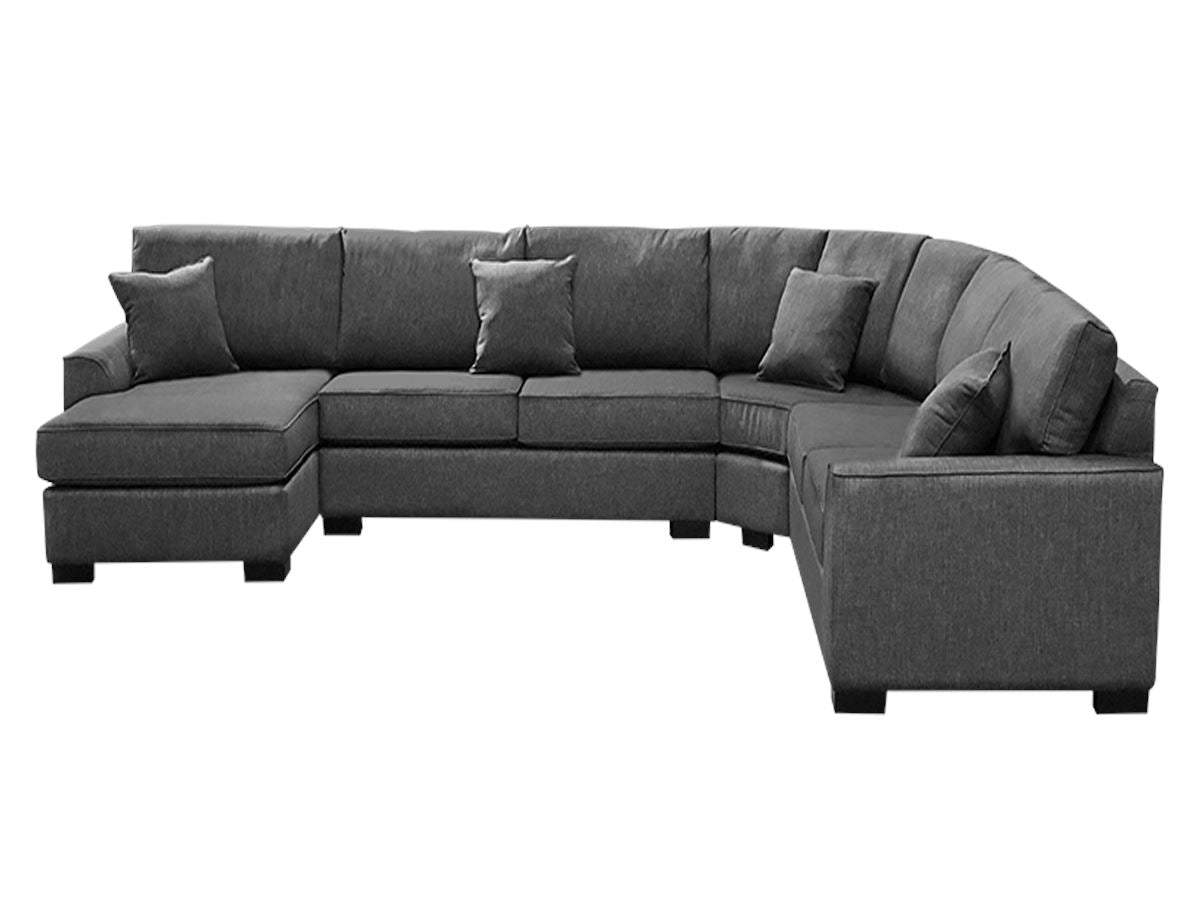 MOBERLY SECTIONAL | Showhome Furniture