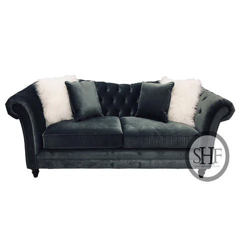 ASTORIA CURVED SOFA CUSTOM CANADA BY ELITE