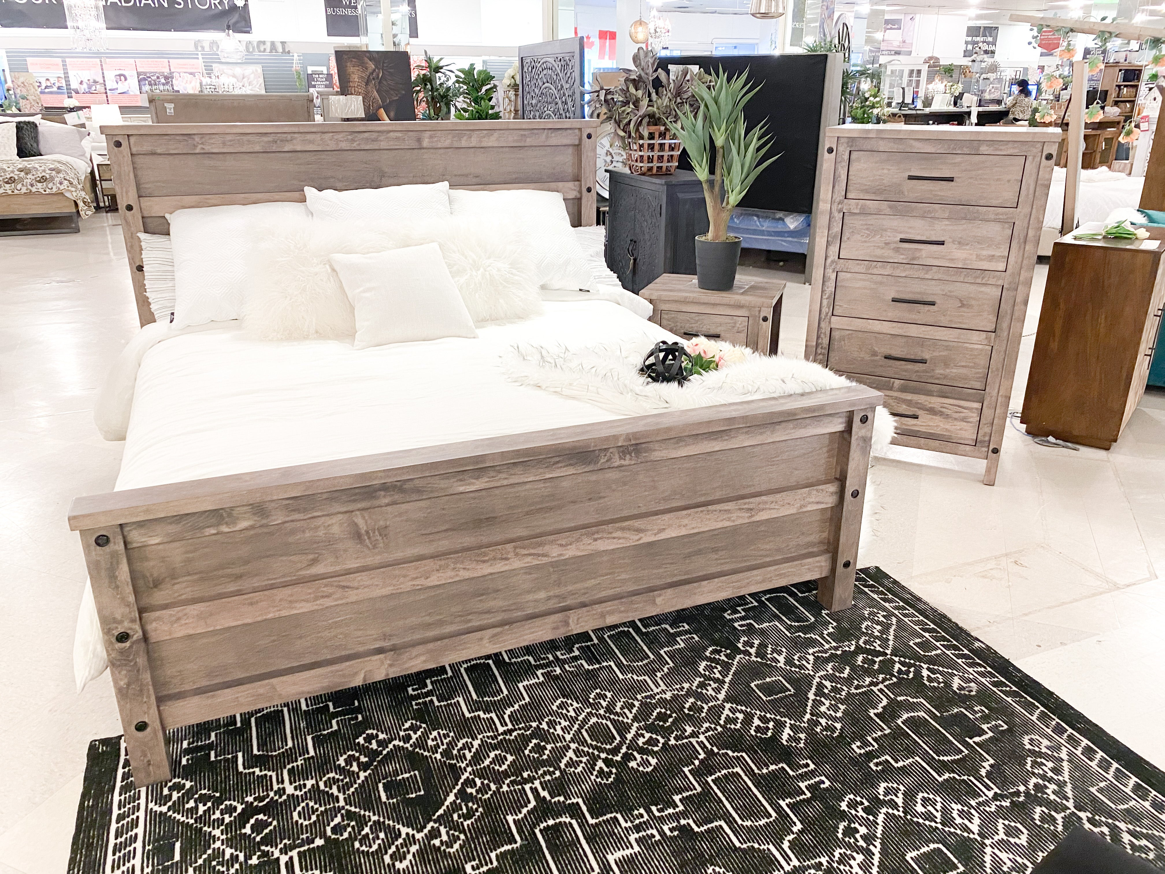 Purba Custom Bedroom Collection, Made in Canada 🇨🇦 | Calgary's Furniture Store