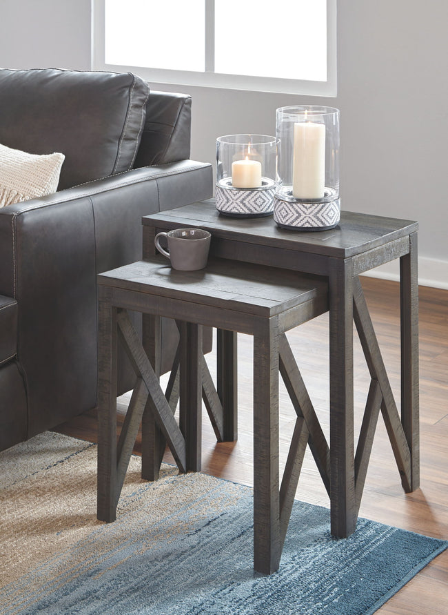 Emerdale Accent Table (Set of 2) | Calgary's Furniture Store