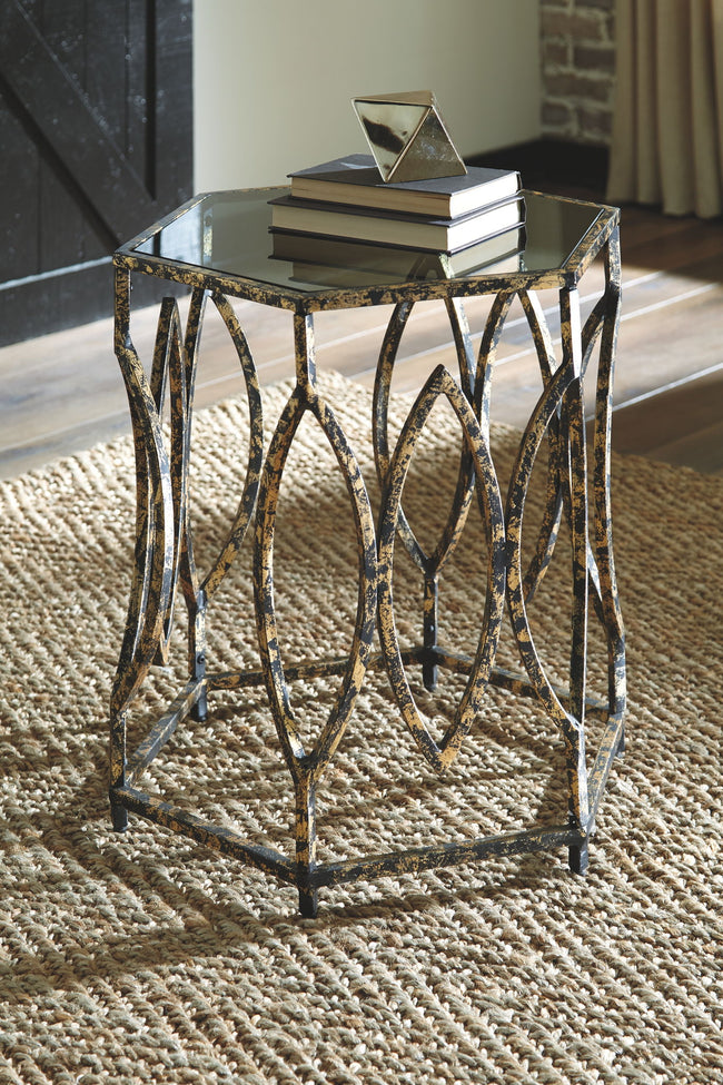Keita Accent Table | Calgary's Furniture Store