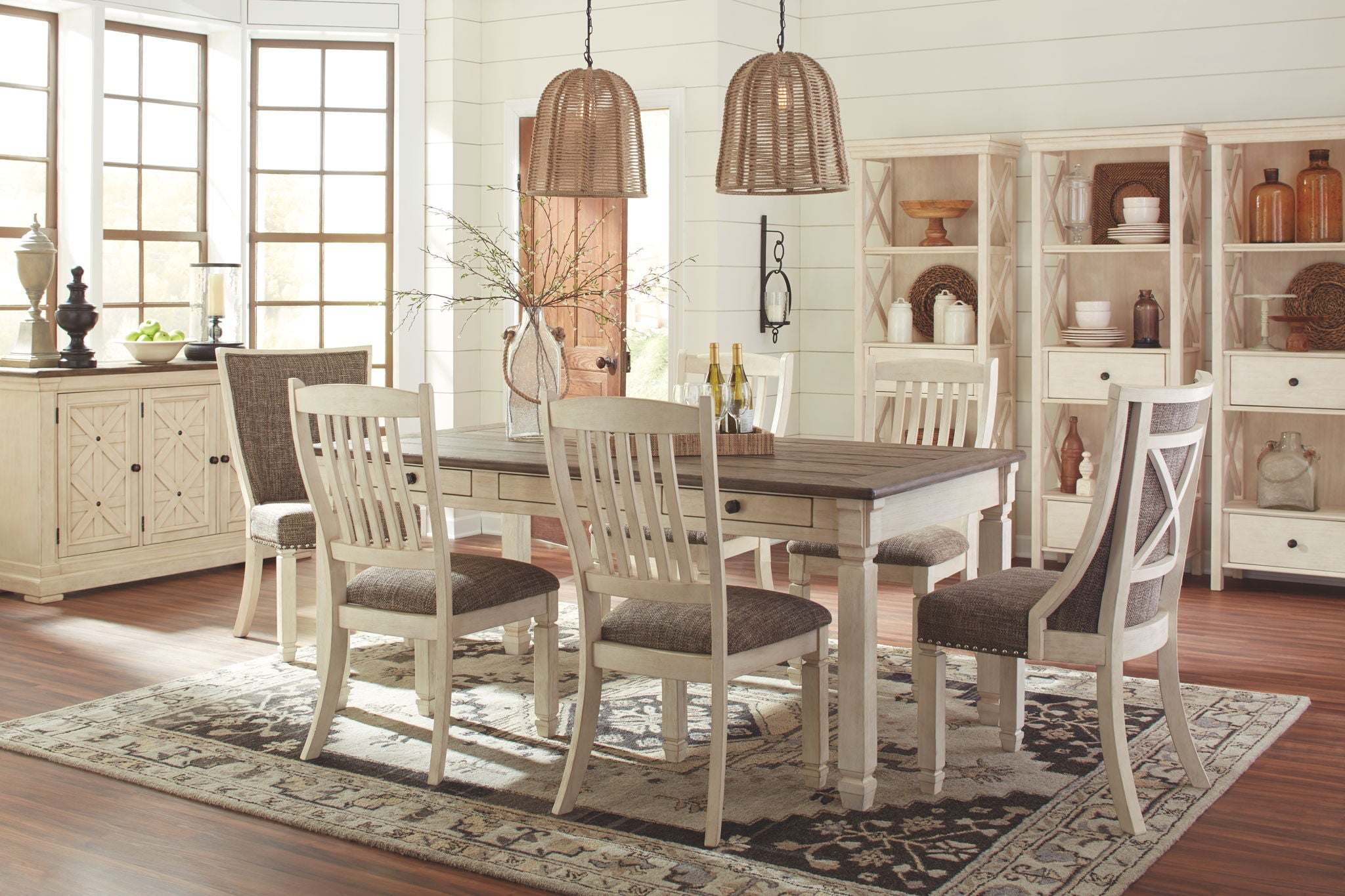 Bolanburg Dining Room Chair | Calgary's Furniture Store