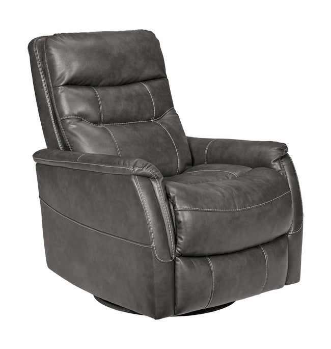 Riptyme Swivel Glider Recliner | Calgary's Furniture Store