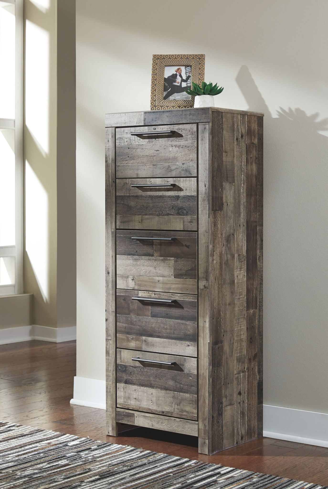 Derekson Narrow Chest | Calgary's Furniture Store