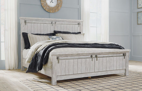 Paxberry Panel Bed