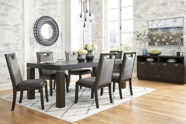 Hyndell Dining Room Set | Calgary's Furniture Store