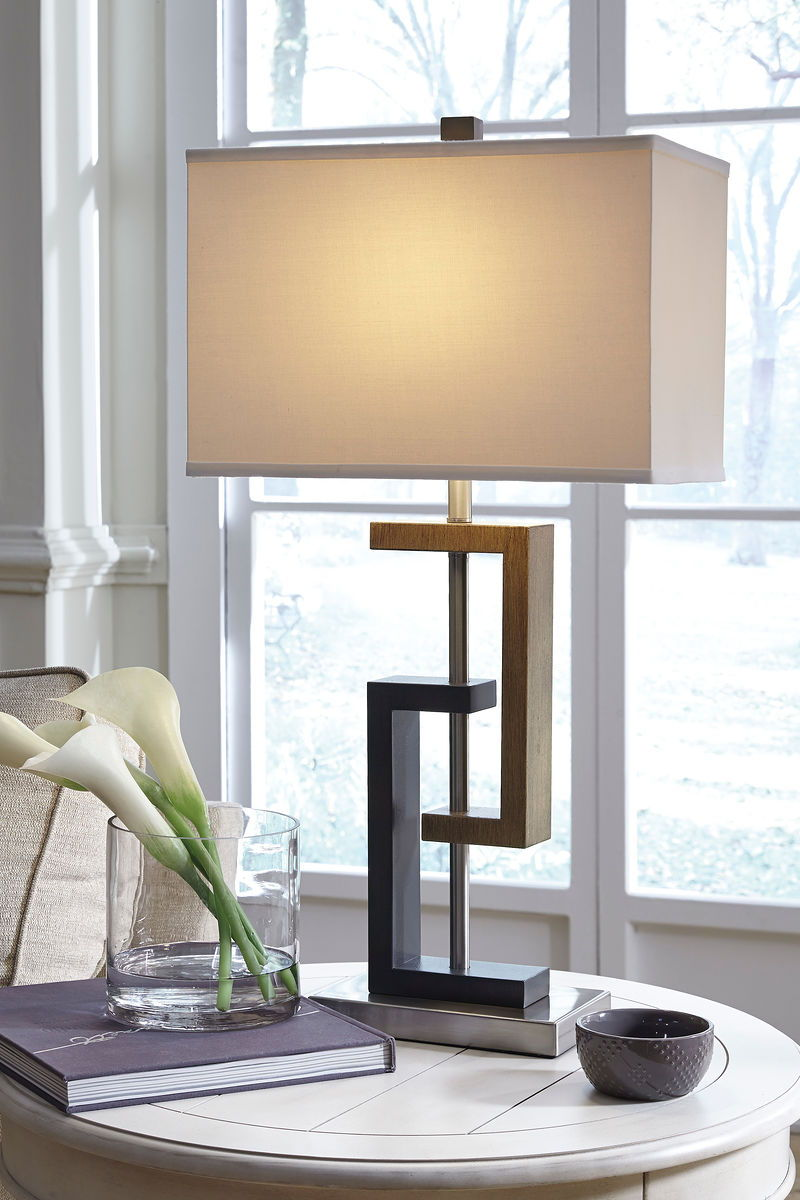 Syler Table Lamp (Set of 2) | Calgary's Furniture Store