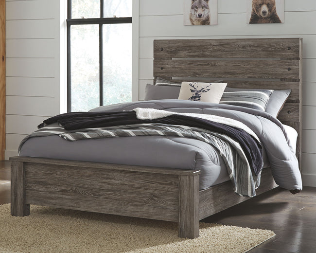 Cazenfeld Panel Bed | Calgary's Furniture Store