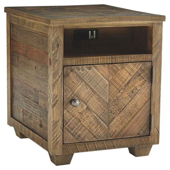 Grindleburg End Table | Calgary's Furniture Store