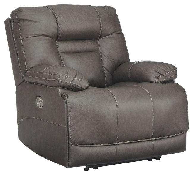 Wurstrow Power Recliner | Calgary's Furniture Store