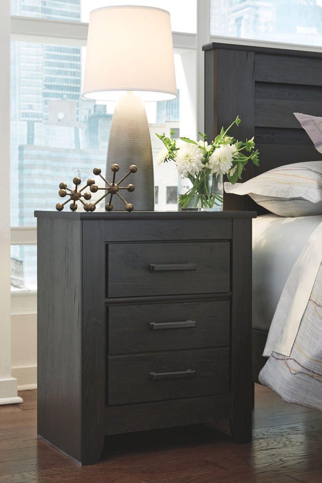 Brinxton Nightstand | Calgary's Furniture Store