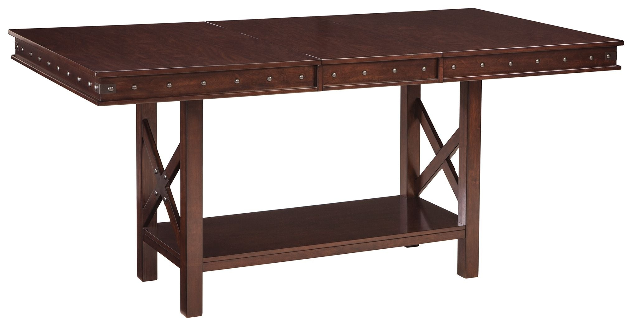 Collenburg Counter Height Dining Room Extension Table | Calgary's Furniture Store