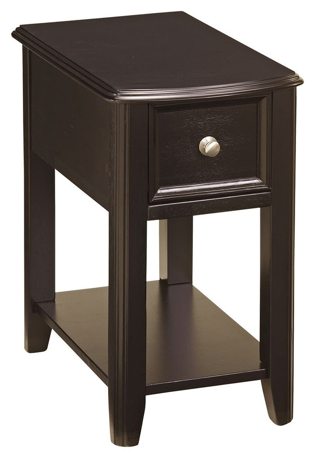 Breegin Chairside End Table | Calgary's Furniture Store