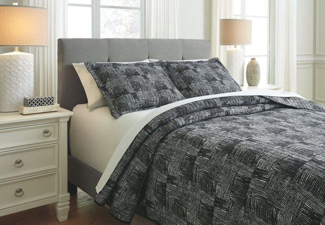 Jabesh Quilt Set | Calgary's Furniture Store
