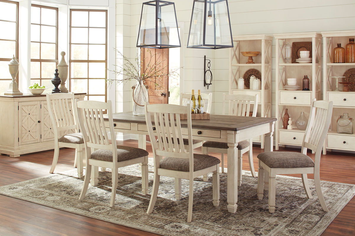 Bolanburg Dining Room Table | Calgary's Furniture Store