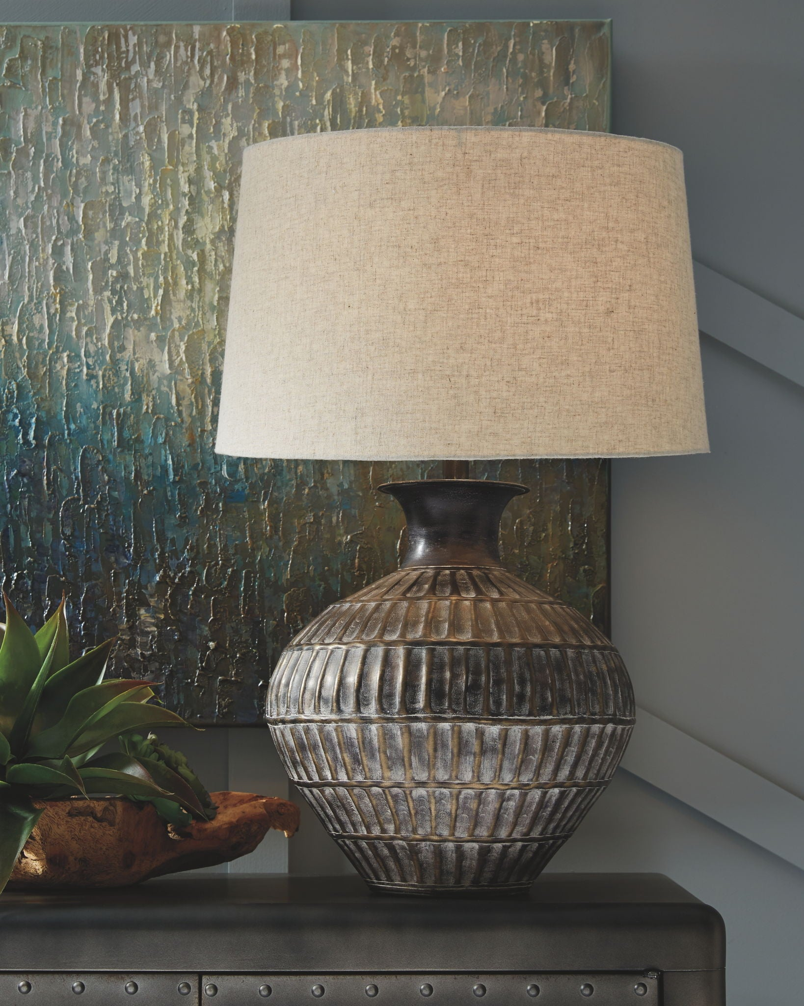 Magan Table Lamp | Calgary's Furniture Store