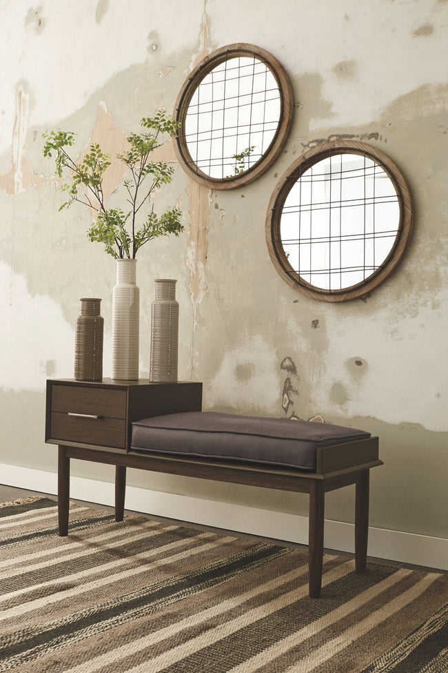 Gavinville Accent Bench | Calgary's Furniture Store