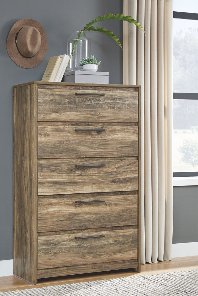 Rusthaven Chest of Drawers | Calgary's Furniture Store