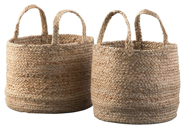 Brayton Basket (Set of 2) | Calgary's Furniture Store