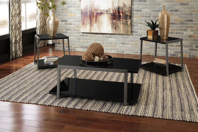 Rollynx Table (Set of 3) | Calgary's Furniture Store