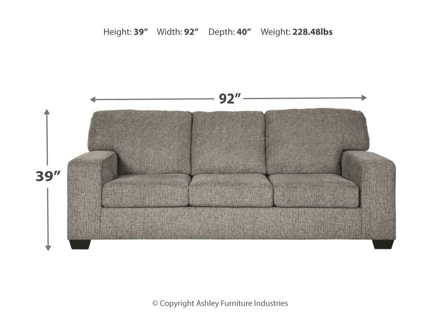 Termoli Sofa Sleeper | Calgary's Furniture Store