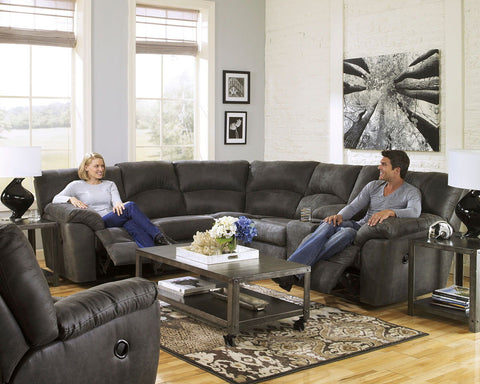 Austere Power Reclining Sofa