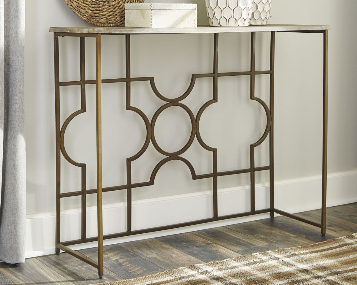 Roelsen Sofa/Console Table | Calgary's Furniture Store