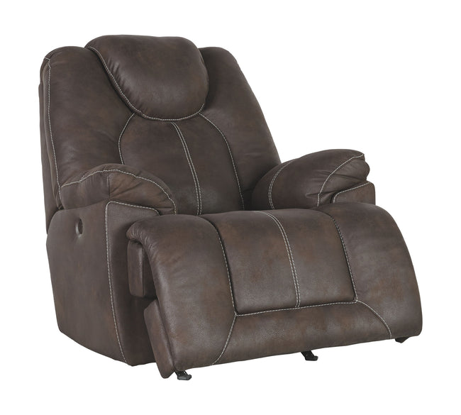Warrior Fortress Power Recliner | Calgary's Furniture Store