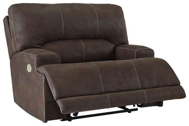Kitching Oversized Power Recliner | Calgary's Furniture Store