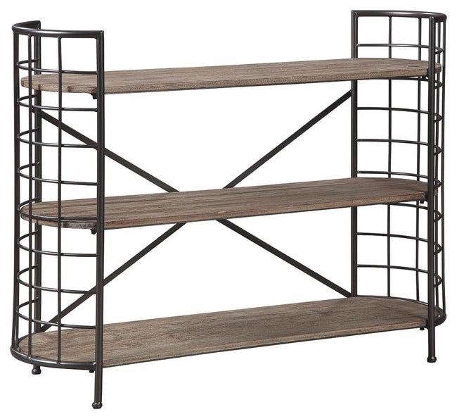 Flintley Bookcase | Calgary's Furniture Store
