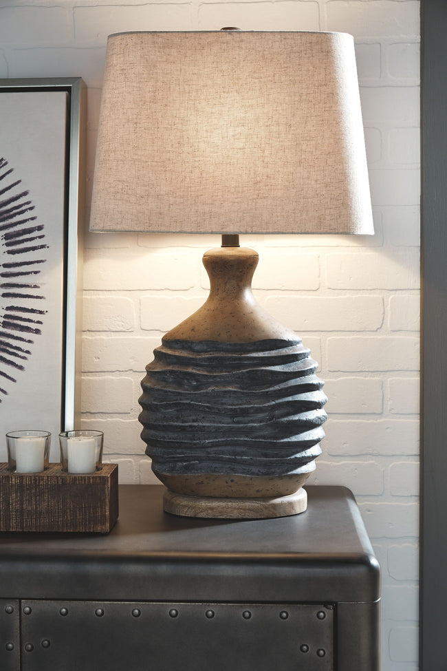 Medlin Table Lamp | Calgary's Furniture Store