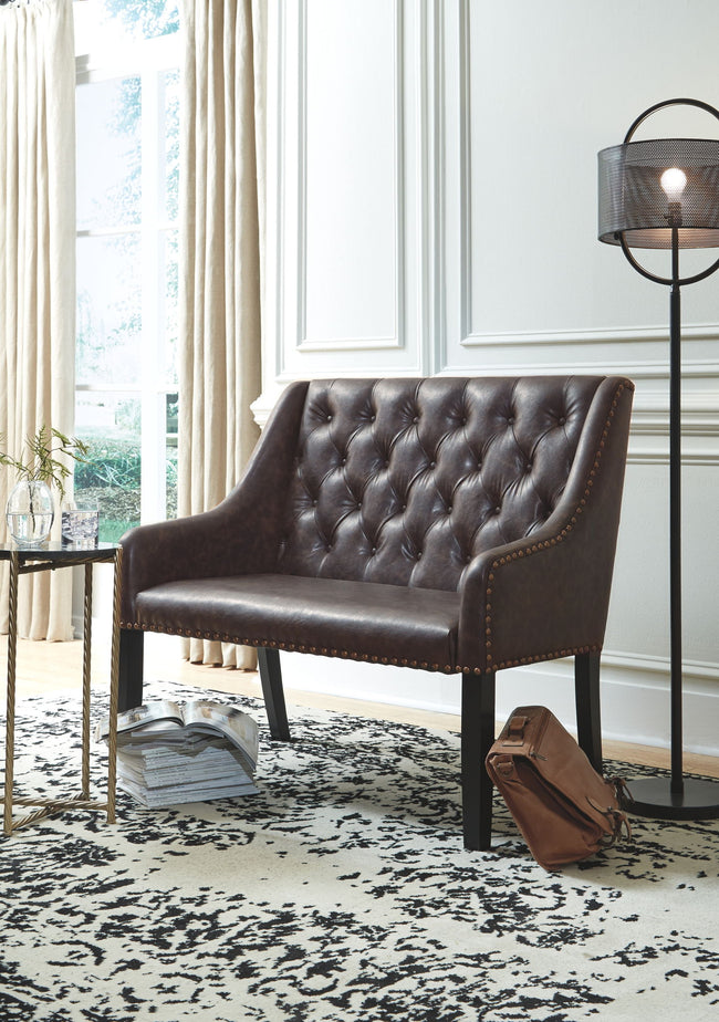 Carondelet Accent Bench | Calgary's Furniture Store