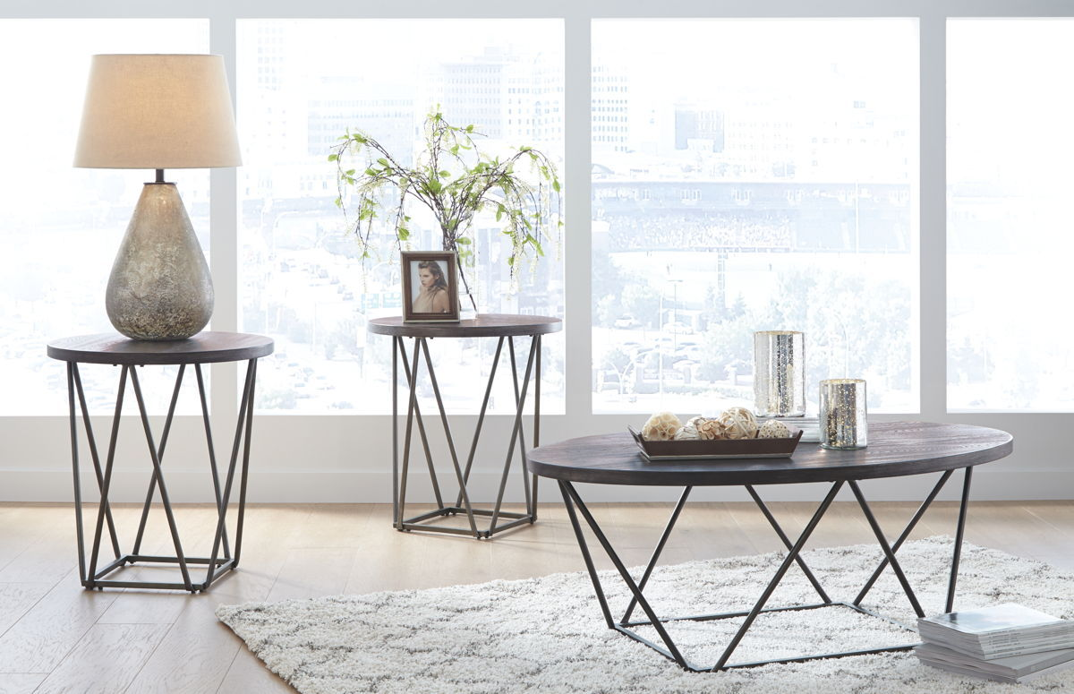 Neimhurst Table (Set of 3) | Calgary's Furniture Store